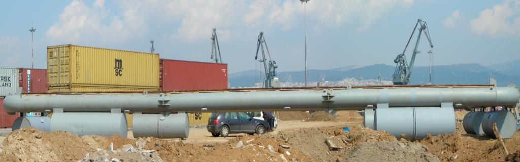 14. Extension of 6th Pier of Thessaloniki Port