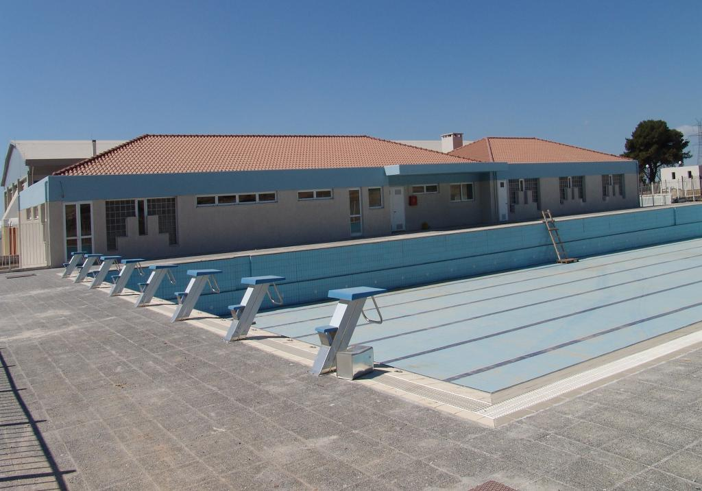 2. Athletic Installations and Fire Fighting Station at the Olympic Village of the 2004 Athens Games