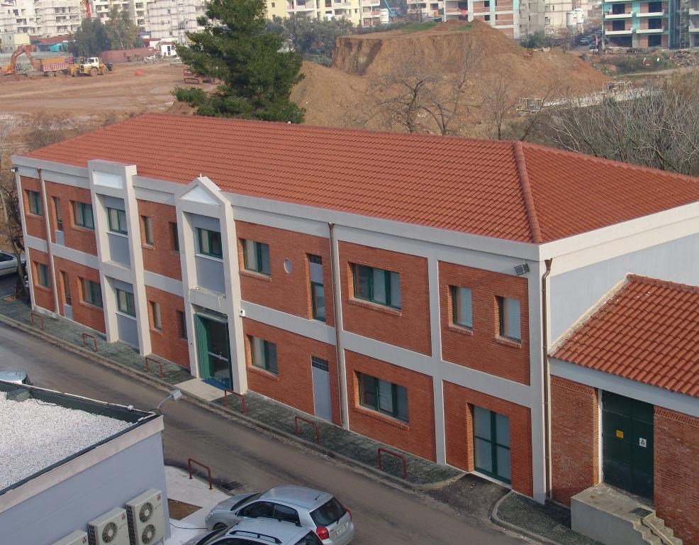3. Construction of Office Building Complex at Ziridi St, Marousi, Athens